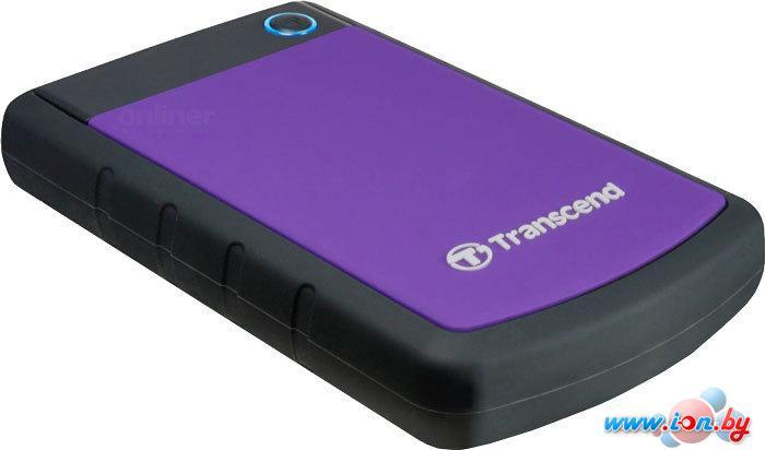 Внешний жесткий диск Transcend StoreJet 25H3P 1TB (TS1TSJ25H3P) в Могилёве