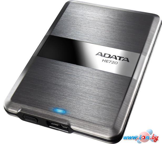 Внешний жесткий диск A-Data DashDrive Elite HE720 500GB Titanium (AHE720-500GU3-CTI) в Могилёве