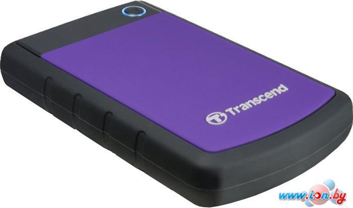 Внешний жесткий диск Transcend StoreJet 25H3P 500GB (TS500GSJ25H3P) в Могилёве