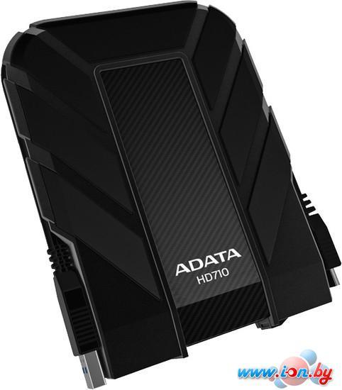 Внешний жесткий диск A-Data DashDrive Durable HD710 500GB Black (AHD710-500GU3-CBK) в Могилёве