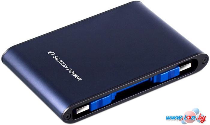 Внешний жесткий диск Silicon-Power Armor A80 500 Гб (SP500GBPHDA80S3B) в Могилёве
