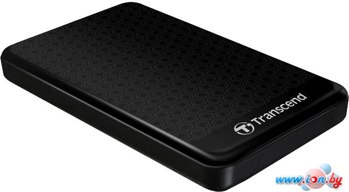 Внешний жесткий диск Transcend StoreJet 25A3 500GB Black (TS500GSJ25A3K) в Могилёве