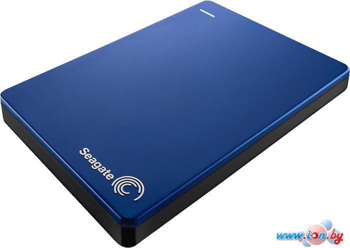 Внешний жесткий диск Seagate Backup Plus Portable Blue 1TB (STDR1000202) в Могилёве