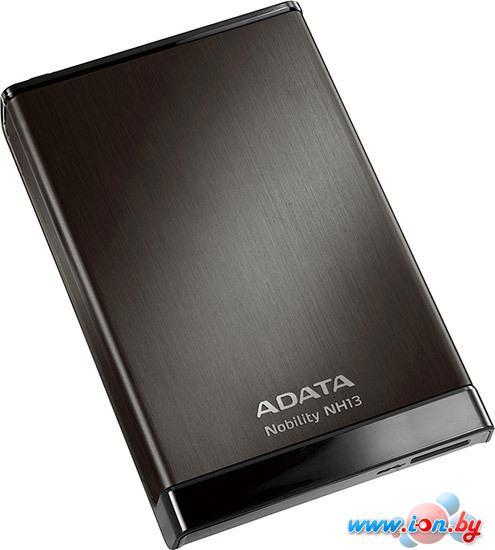 Внешний жесткий диск A-Data Nobility NH13 1TB Black (ANH13-1TU3-CBK) в Могилёве