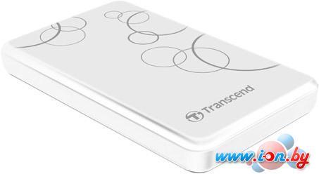 Внешний жесткий диск Transcend StoreJet 25A3 1TB White (TS1TSJ25A3W) в Могилёве
