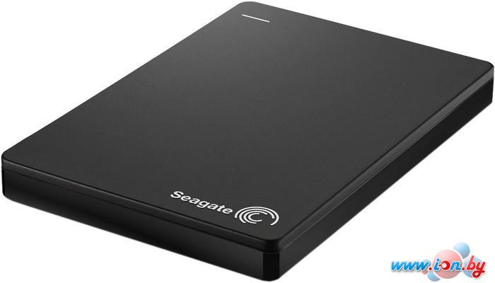 Внешний жесткий диск Seagate Backup Plus Portable Black 1TB (STDR1000200) в Могилёве