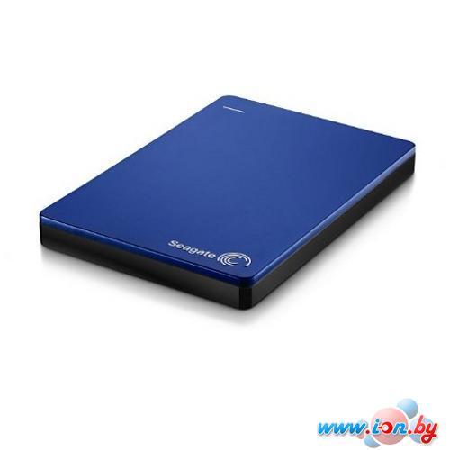Внешний жесткий диск Seagate Backup Plus Slim Blue 2TB (STDR2000202) в Могилёве