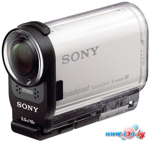 Экшен-камера Sony HDR-AS200V (корпус + водонепроницаемый чехол) в Могилёве