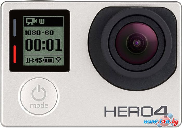 Экшен-камера GoPro Hero4 Silver Edition в Могилёве