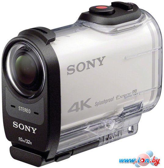 Экшен-камера Sony FDR-X1000V (корпус + водонепроницаемый чехол) в Могилёве