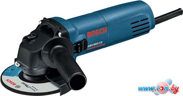 Угловая шлифмашина Bosch GWS 850 CE Professional (0601378790) в Могилёве