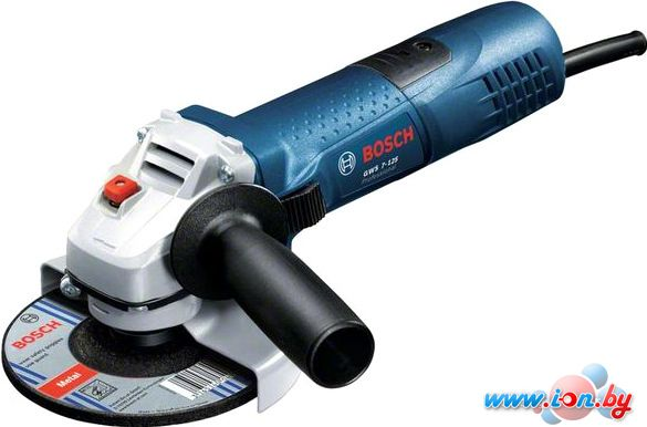 Угловая шлифмашина Bosch GWS 7-125 Professional (0601388102) в Могилёве