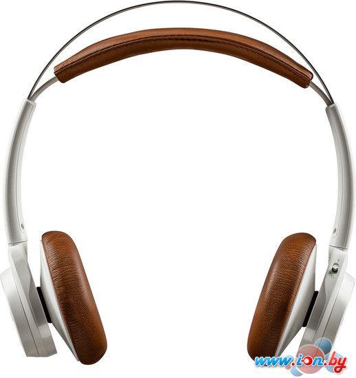 Bluetooth гарнитура Plantronics BackBeat SENSE White в Могилёве
