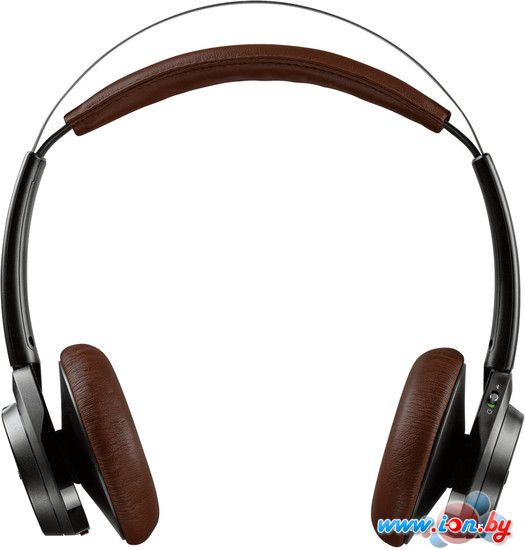 Bluetooth гарнитура Plantronics BackBeat SENSE Black в Могилёве