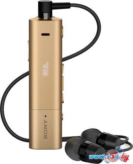 Bluetooth гарнитура Sony SBH54 Gold в Могилёве