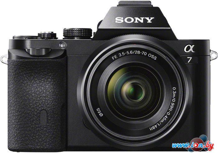 Фотоаппарат Sony a7 Kit 28-70mm (ILCE-7K) в Могилёве