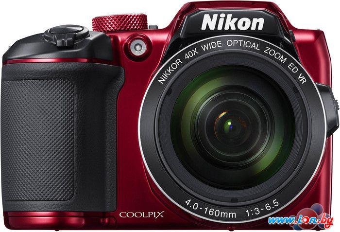 Фотоаппарат Nikon Coolpix B500 (красный) в Могилёве