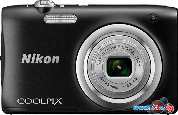 Фотоаппарат Nikon Coolpix A100 (черный) в Могилёве