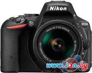 Фотоаппарат Nikon D5500 Kit AF-P 18-55mm VR в Могилёве