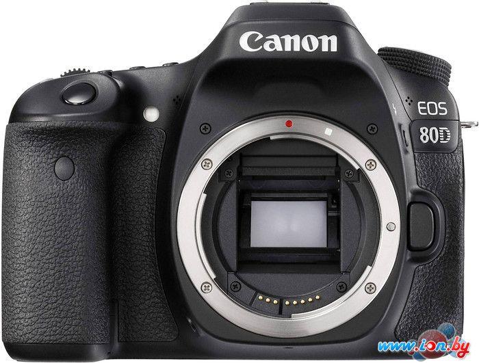 Фотоаппарат Canon EOS 80D Body в Могилёве