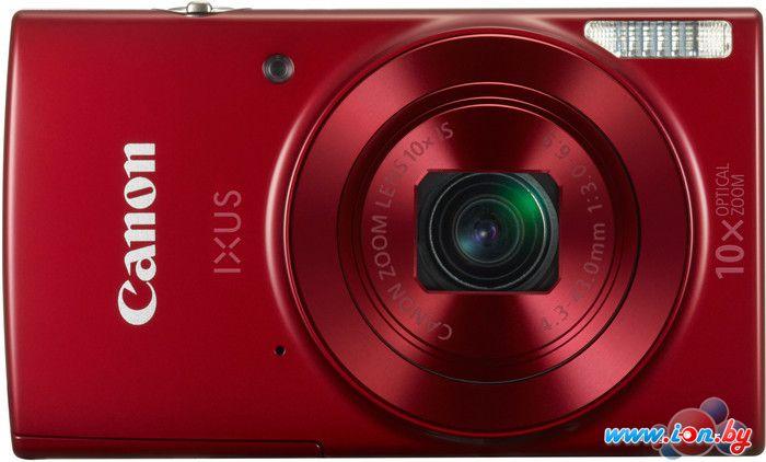 Фотоаппарат Canon IXUS 180 (красный) в Могилёве