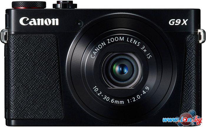 Фотоаппарат Canon PowerShot G9 X Black в Могилёве
