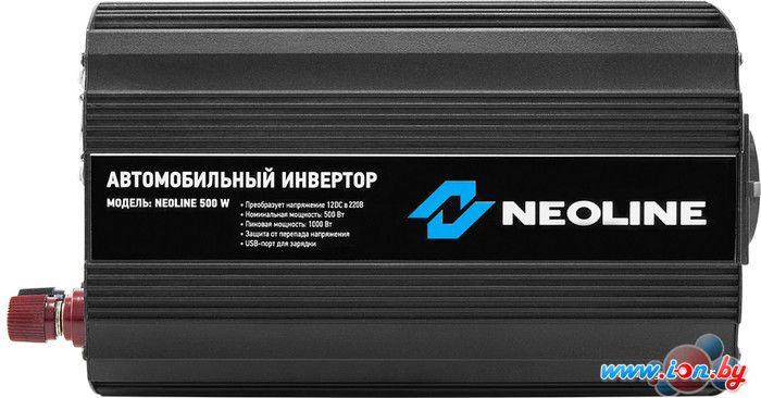 Автомобильный инвертор Neoline 500W в Могилёве