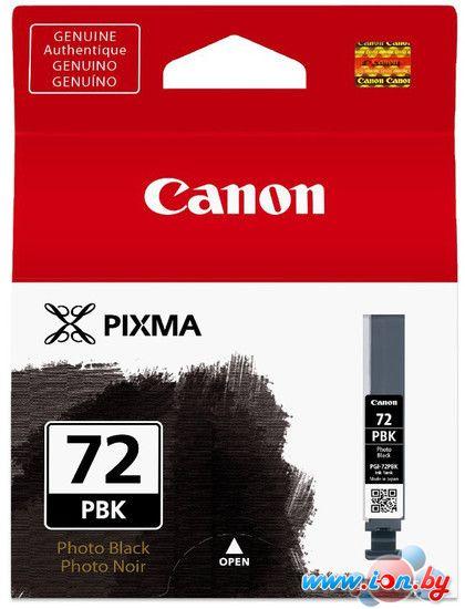 Картридж для принтера Canon PGI-72 PBK в Могилёве