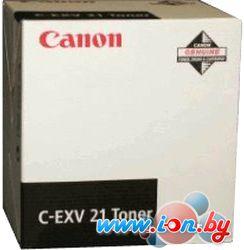 Картридж для принтера Canon C-EXV 21BK в Могилёве