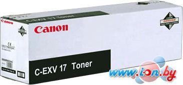 Картридж для принтера Canon C-EXV 17BK в Могилёве