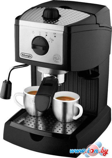 Рожковая кофеварка DeLonghi EC 156.B в Могилёве
