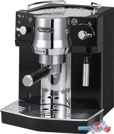 Рожковая кофеварка DeLonghi EC 820.B в Могилёве
