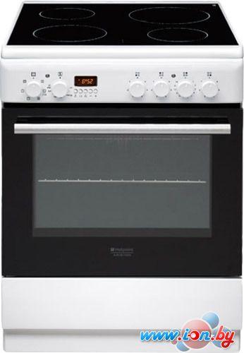 Кухонная плита Hotpoint-Ariston H6V5D60 (W) RU в Могилёве