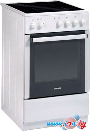 Кухонная плита Gorenje EC51103AW в Могилёве