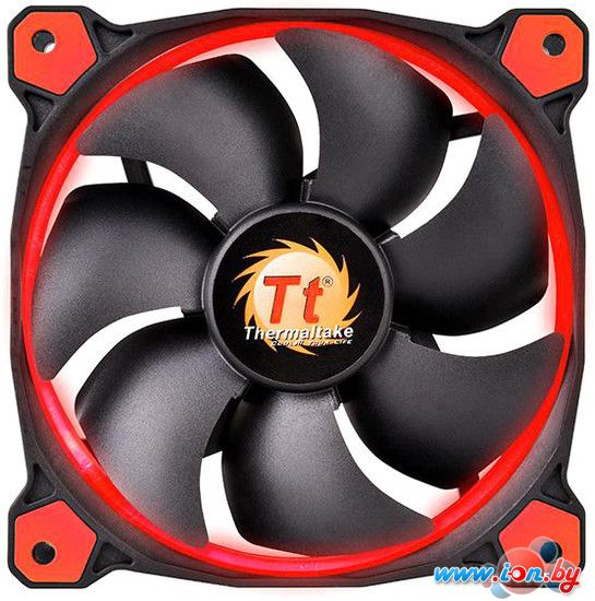 Кулер для корпуса Thermaltake Riing 14 LED Red (CL-F039-PL14RE-A) в Могилёве