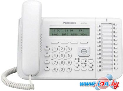 Проводной телефон Panasonic KX-NT543RU-W в Могилёве