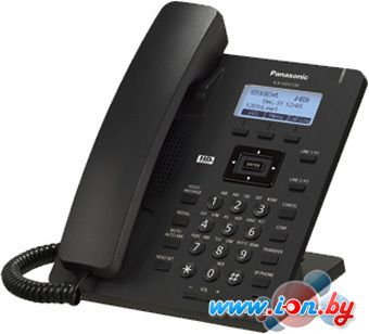 Проводной телефон Panasonic KX-HDV130 Black в Могилёве