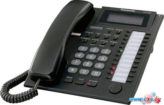 Проводной телефон Panasonic KX-T7735RU Black в Могилёве