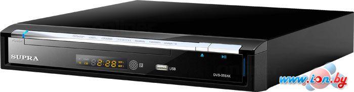 DVD-плеер Supra DVS-055XK (черный) в Могилёве