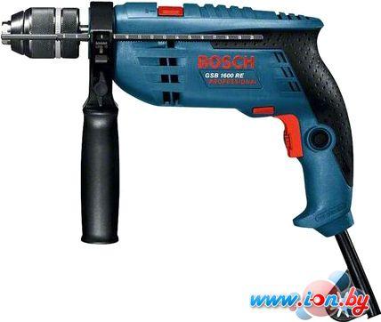Ударная дрель Bosch GSB 1600 RE Professional (0601218121) в Могилёве