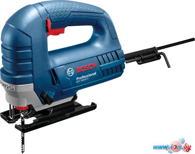 Электролобзик Bosch GST 8000 E Professional [060158H000] в Могилёве