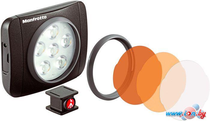 Лампа Manfrotto LUMIE SERIES ART LED LIGHT & ACCESSORIES (MLUMIEART-BK) в Могилёве
