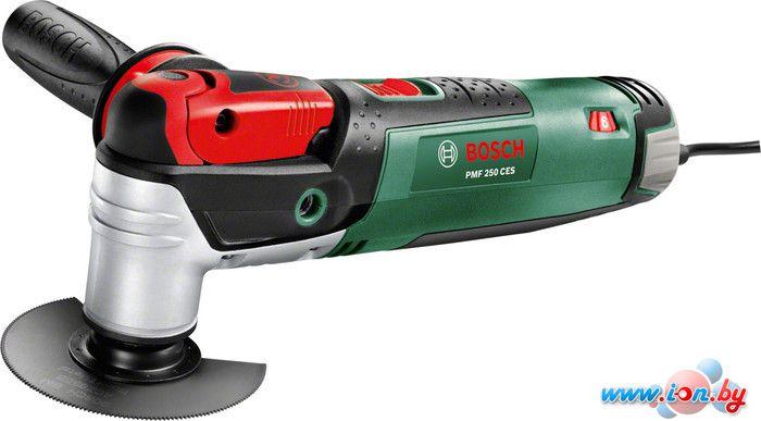 Мультифункциональная шлифмашина Bosch PMF 250 CES (0603100620) в Могилёве
