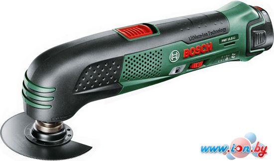 Мультифункциональная шлифмашина Bosch PMF 10.8 LI (0603101922) в Могилёве