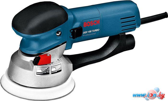 Эксцентриковая шлифмашина Bosch GEX 150 Turbo Professional (0601250788) в Могилёве