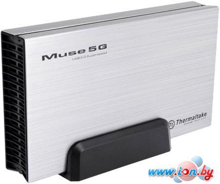 Бокс для жесткого диска Thermaltake Muse 5G 3.5 Silver (ST0042) в Могилёве