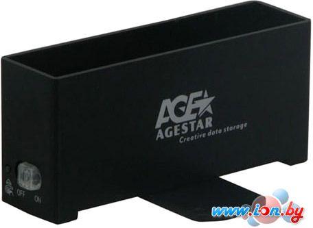 Бокс для жесткого диска AgeStar SUBT1 Black в Могилёве
