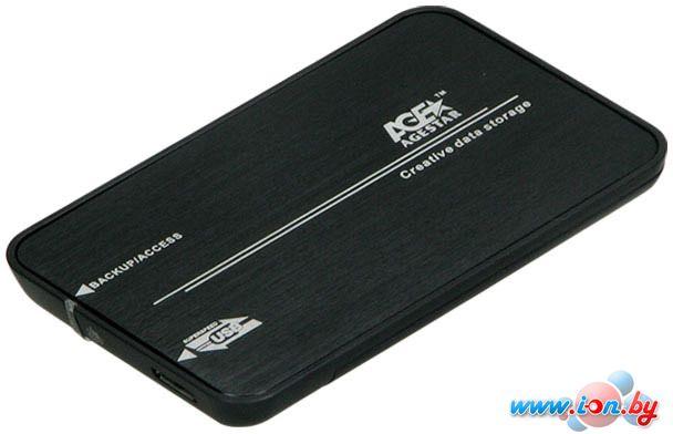 Бокс для жесткого диска AgeStar 3UB2A8-6G Black в Могилёве