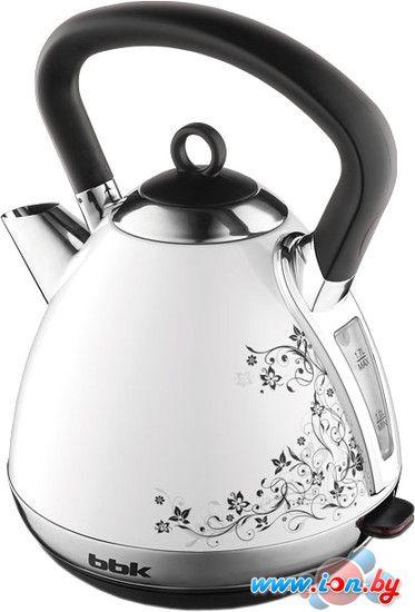 Чайник BBK EK1710S (белый/черный) в Могилёве