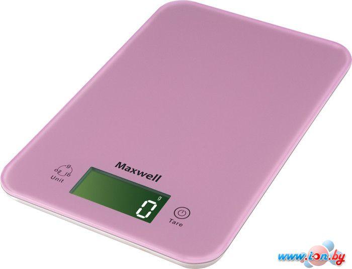 Кухонные весы Maxwell MW-1456 PK в Могилёве